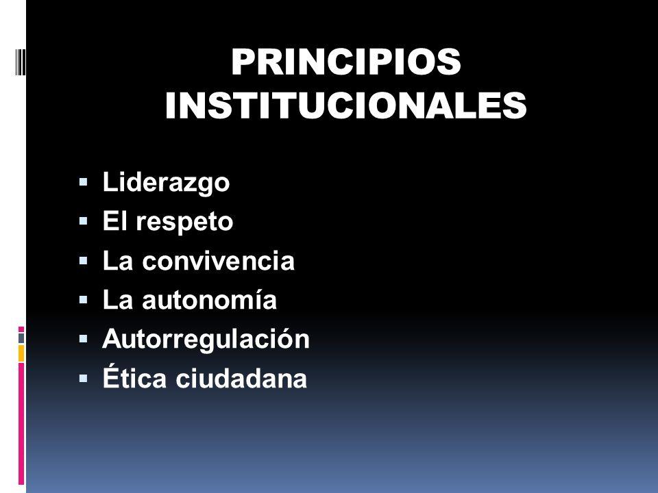 MISION INSTITUCIONAL Somos el C.E.R.