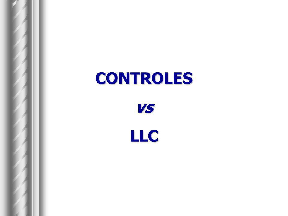 CONTROLESvsLLC