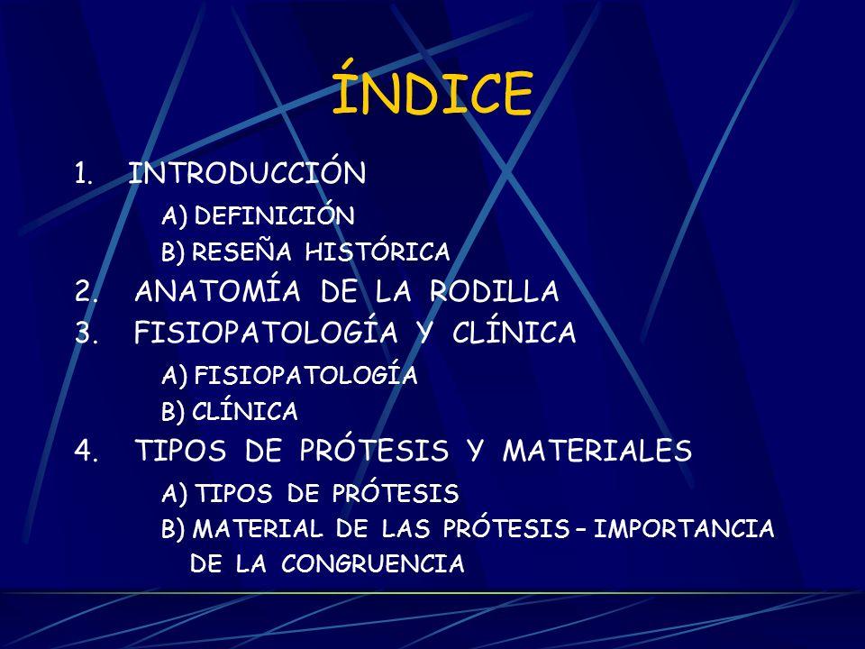 ÍNDICE 1.INTRODUCCIÓN A) DEFINICIÓN B) RESEÑA HISTÓRICA 2.
