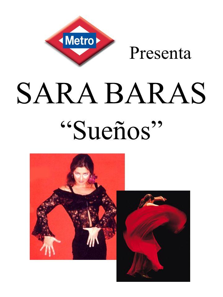 SARA BARAS Presenta Sueños