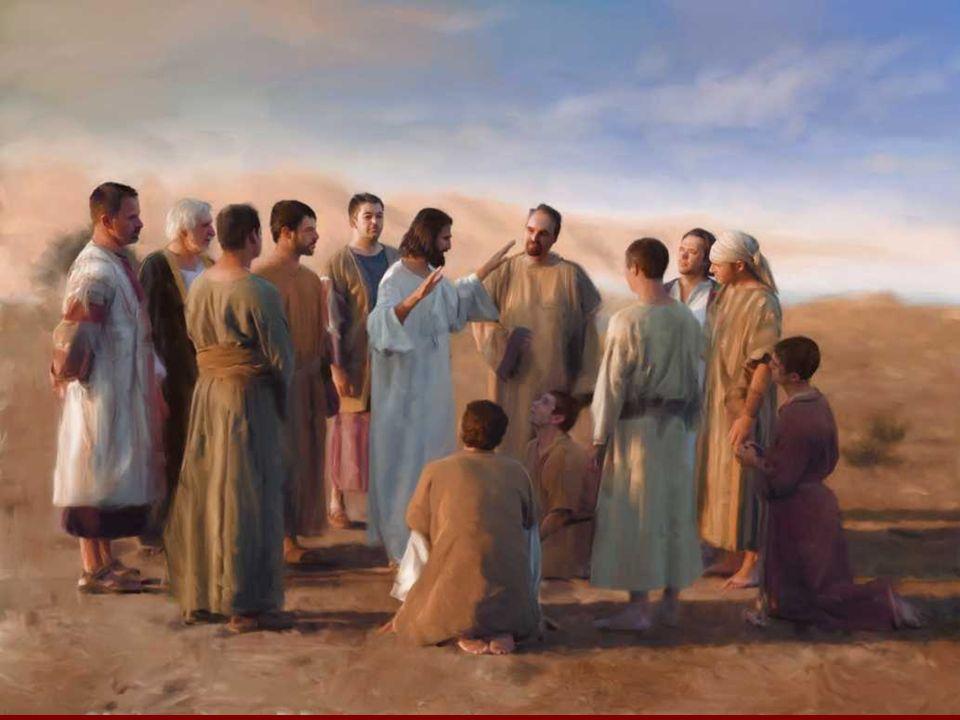 En aquel tiempo, llamó Jesús a los Doce y les fue enviando de dos en dos, dándoles autoridad sobre los espíritus inmundos.