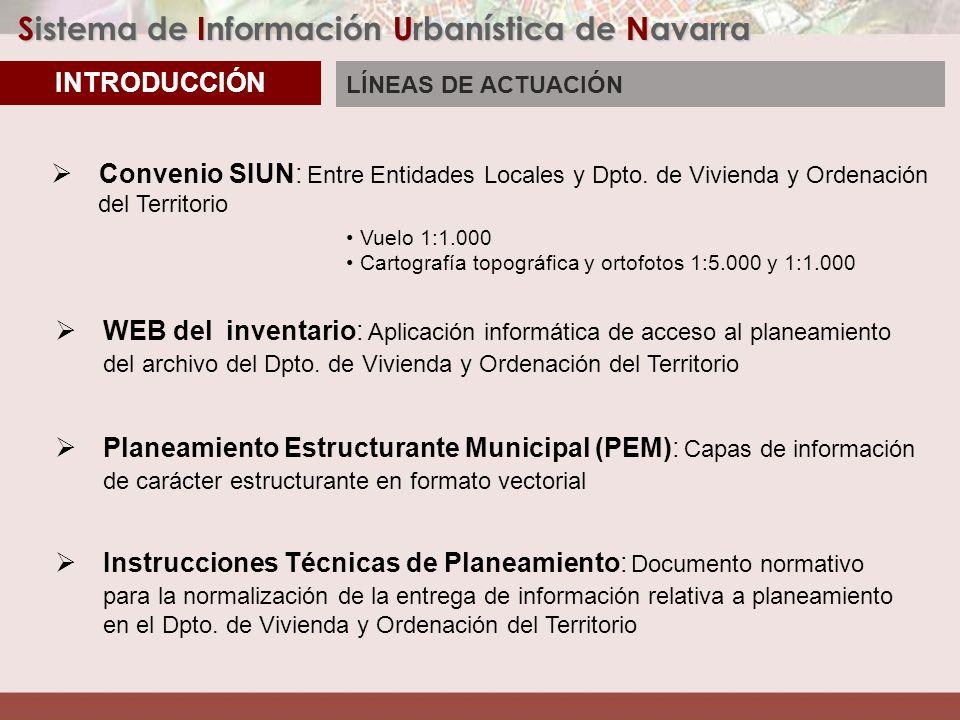 Sistema de Información Urbanística de Navarra 2.