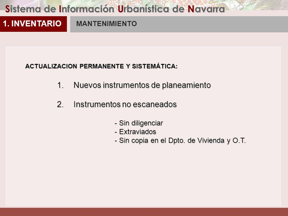 MANTENIMIENTO ACTUALIZACION PERMANENTE Y SISTEMÁTICA: ACTUALIZACION PERMANENTE Y SISTEMÁTICA: 1.