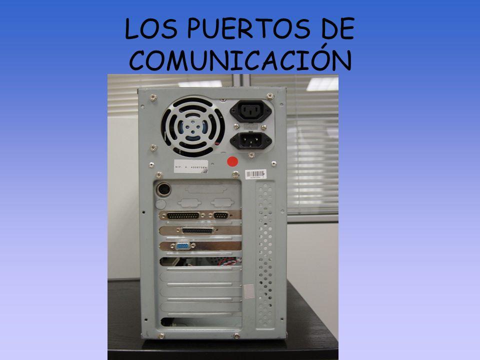 LOS PUERTOS DE COMUNICACIÓN
