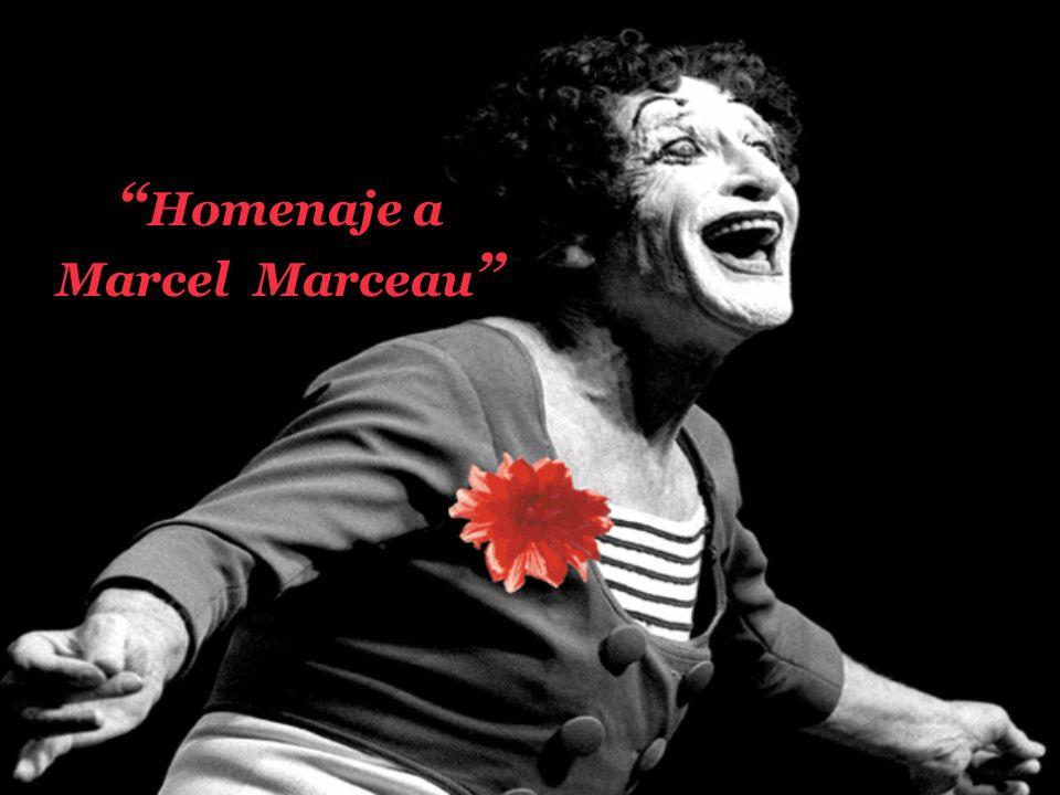 Homenaje a Marcel Marceau