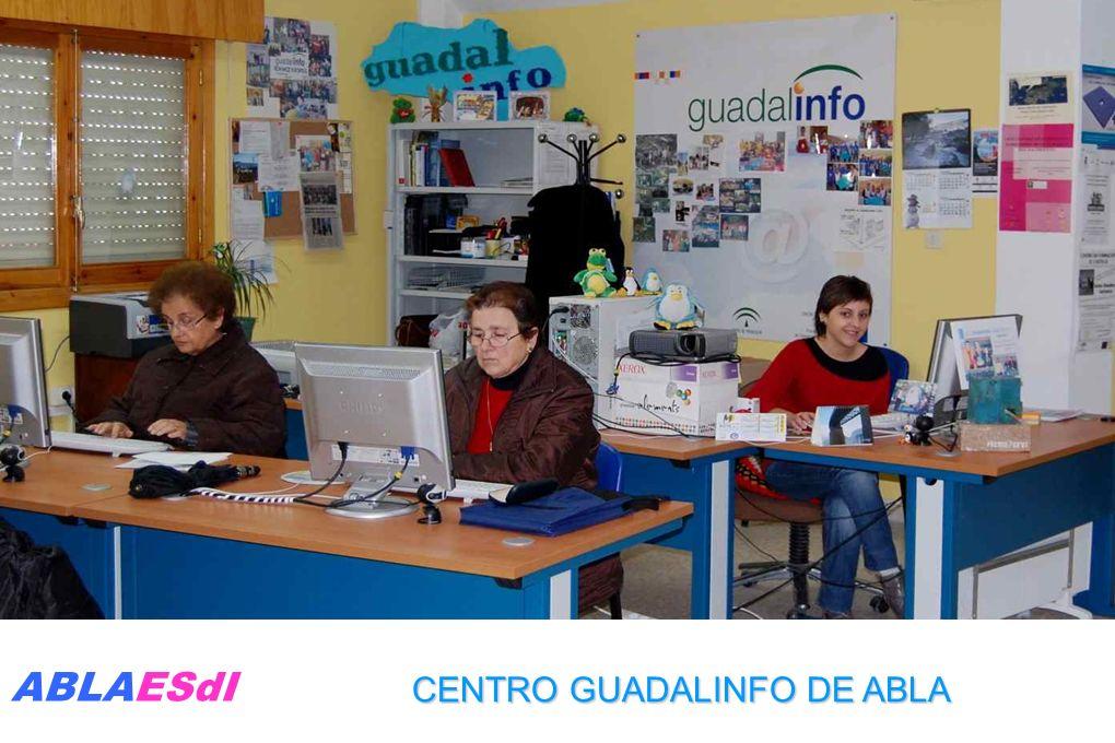 CENTRO GUADALINFO DE ABLA ABLAESdI