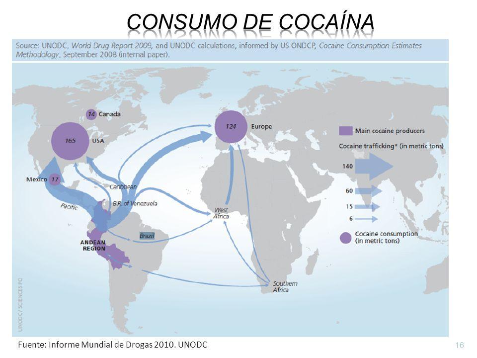 Tendencias globales de las industrias extractivas Expansión sin precedentes. Relocalización de la inversión. Dinámicas territoriales como parte de la