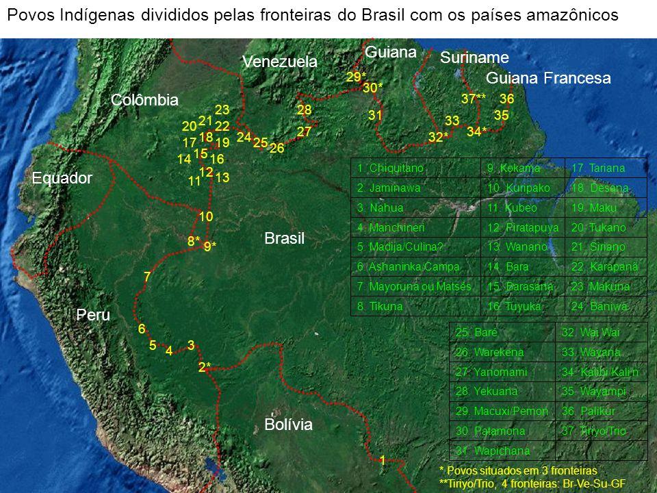 Amazônia: 34% da cobertura florestal original restante... A cobertura florestal original hoje, em todo o planeta, é de apenas 22%. A Europa Ocidental