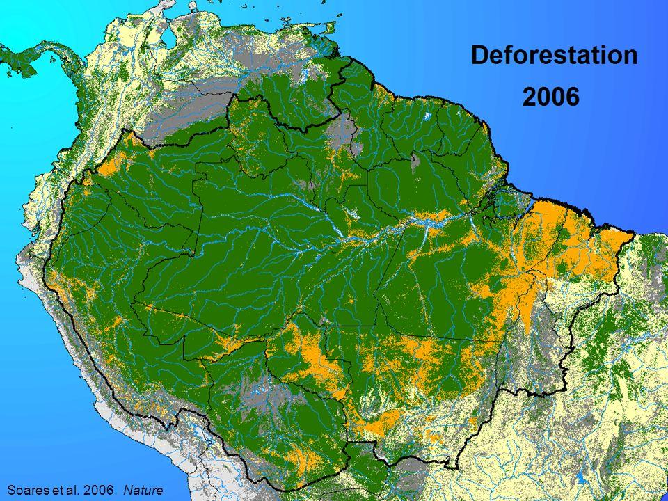 Soares et al. 2006. Nature
