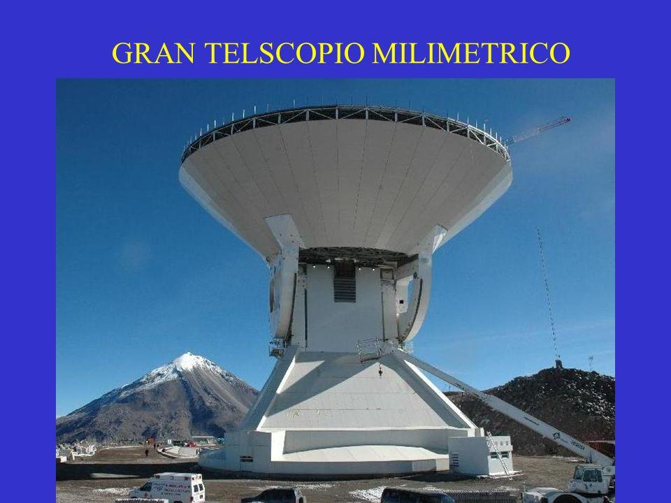 GRAN TELSCOPIO MILIMETRICO