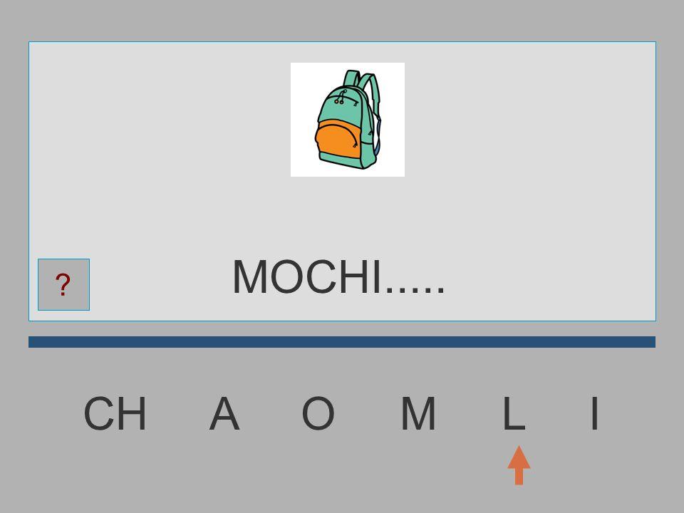 CH A O M L I MOCH...... ?