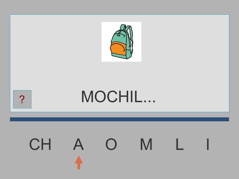 CH A O M L I MOCHI..... ?