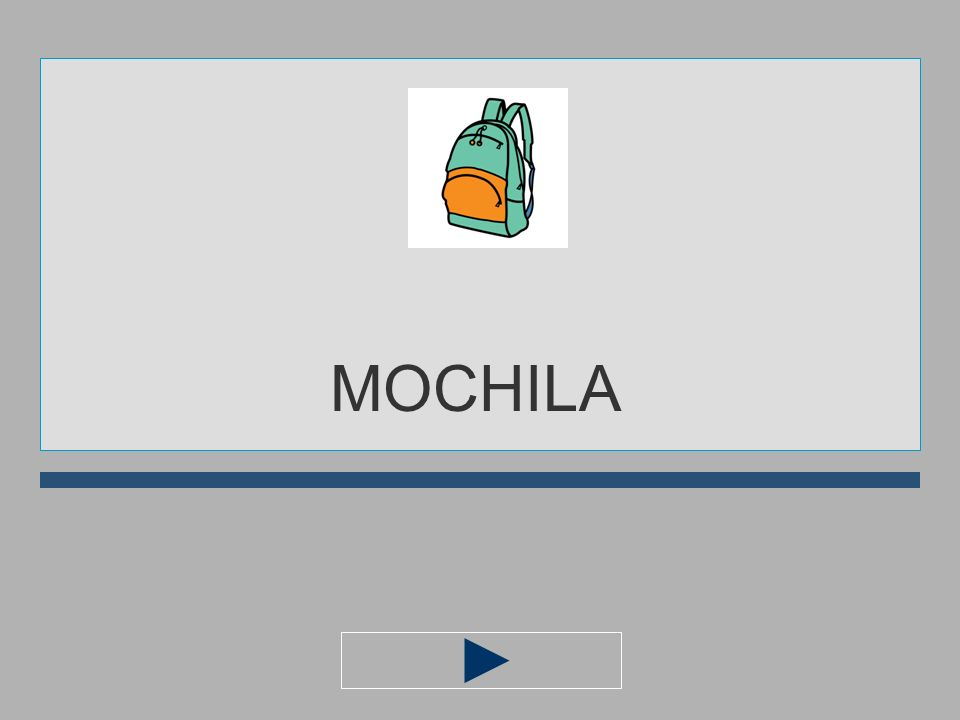 CH A O M L I MOCHIL... ?