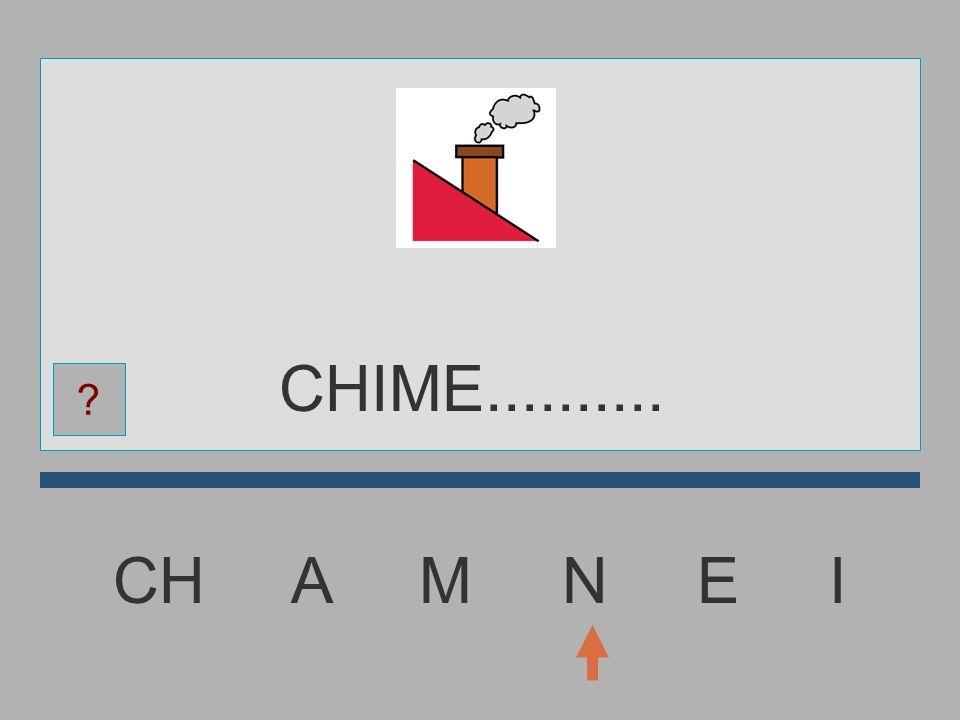 CH A M N E I CHIM............. ?