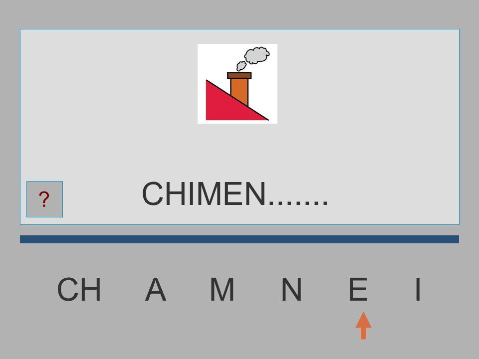 CH A M N E I CHIME.......... ?