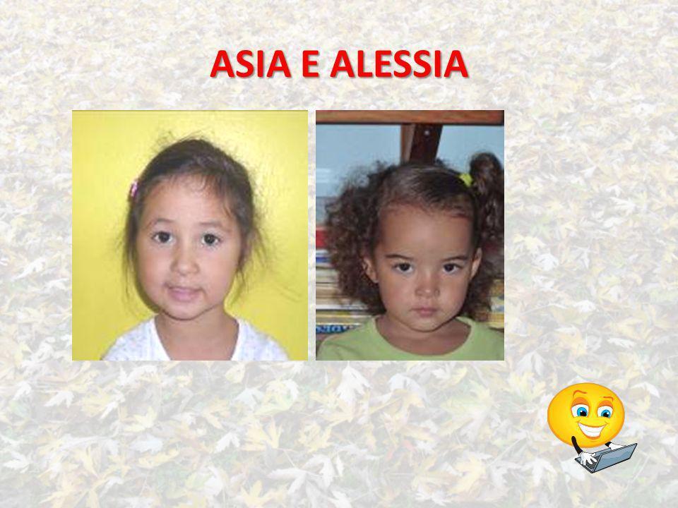 ASIA E ALESSIA