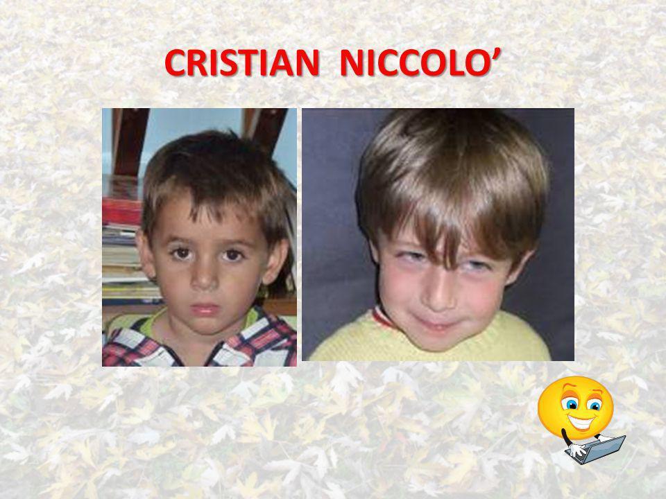 CRISTIAN NICCOLO