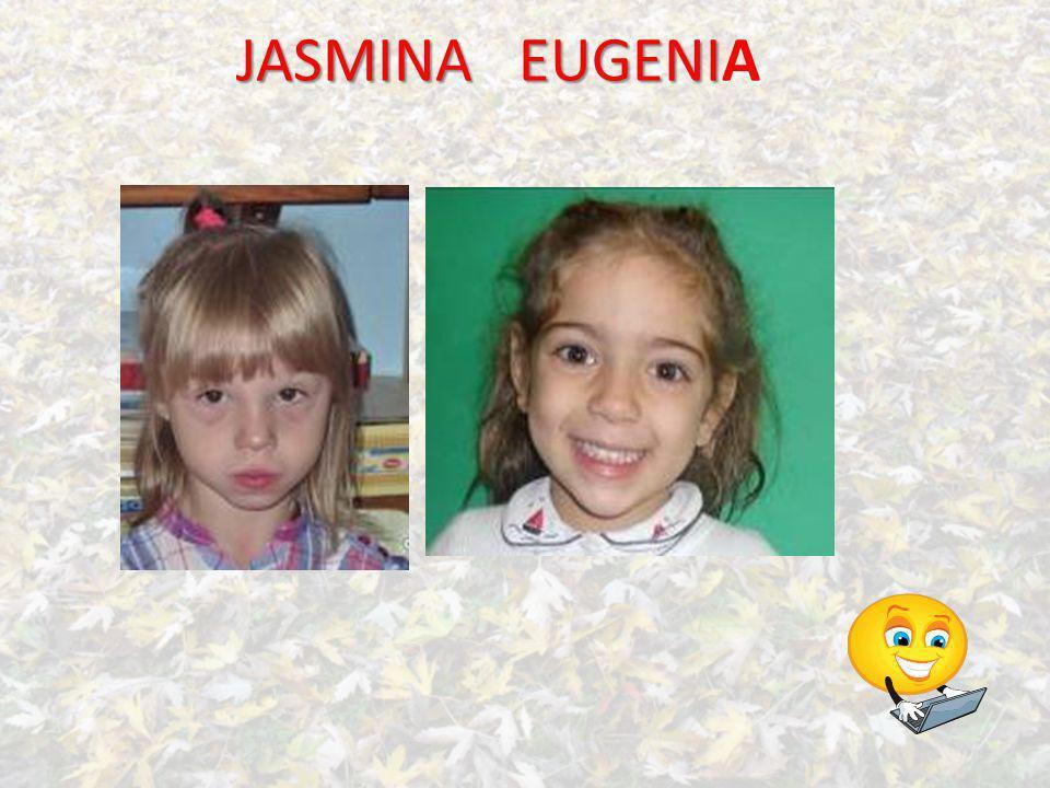 JASMINA EUGENI JASMINA EUGENIA
