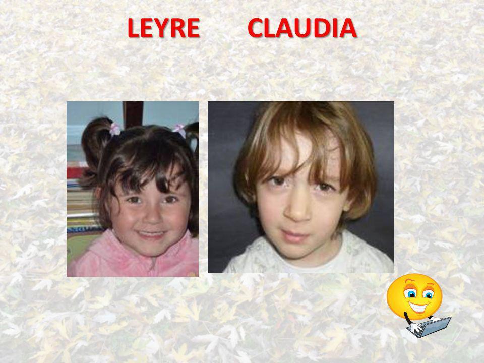 LEYRE CLAUDIA