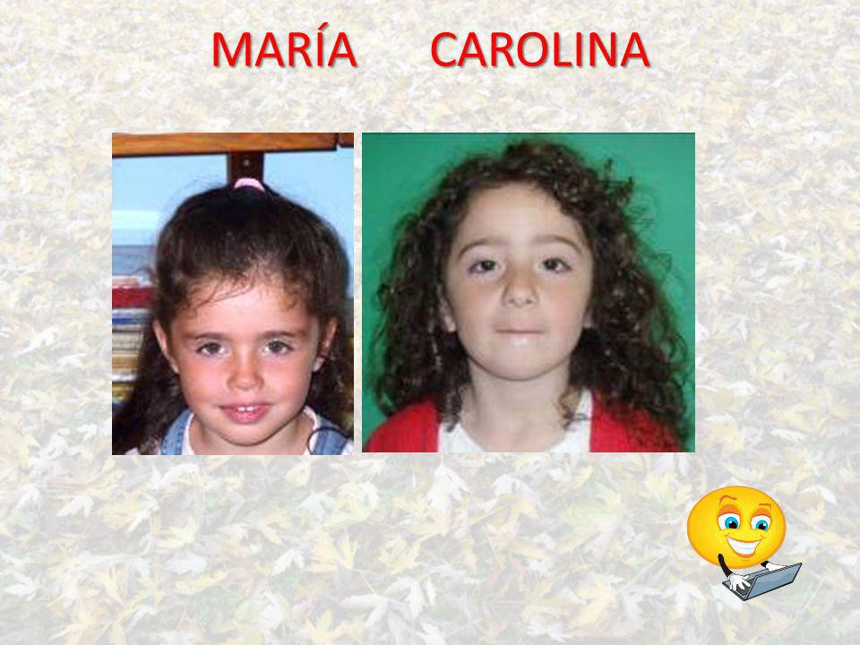MARÍA CAROLINA