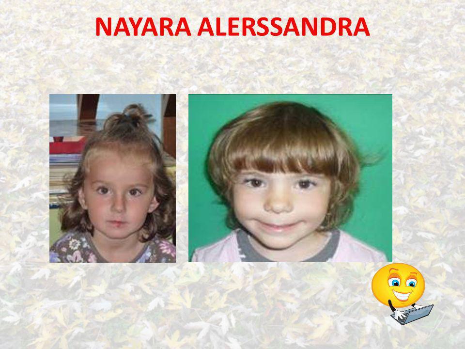 NAYARA ALERSSANDRA