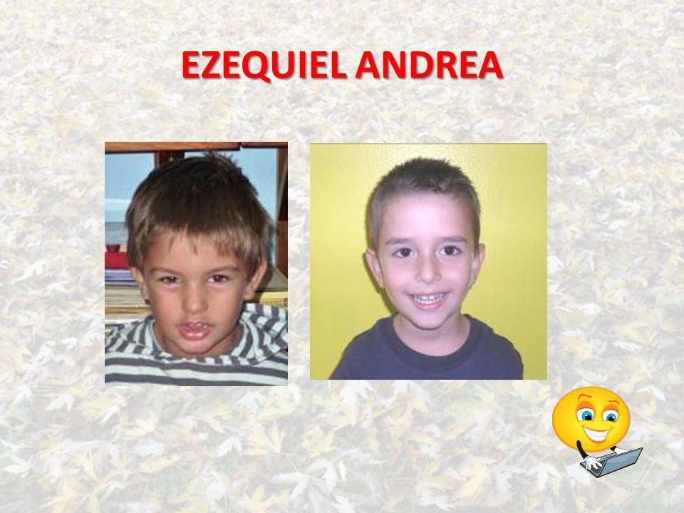 EZEQUIEL ANDREA