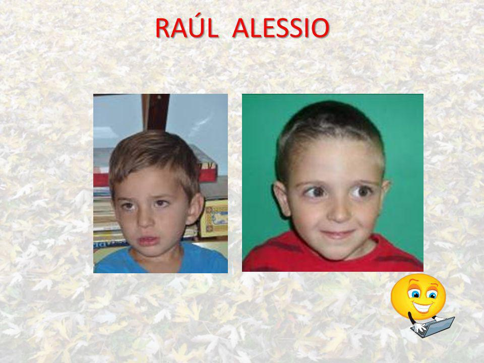 RAÚL ALESSIO