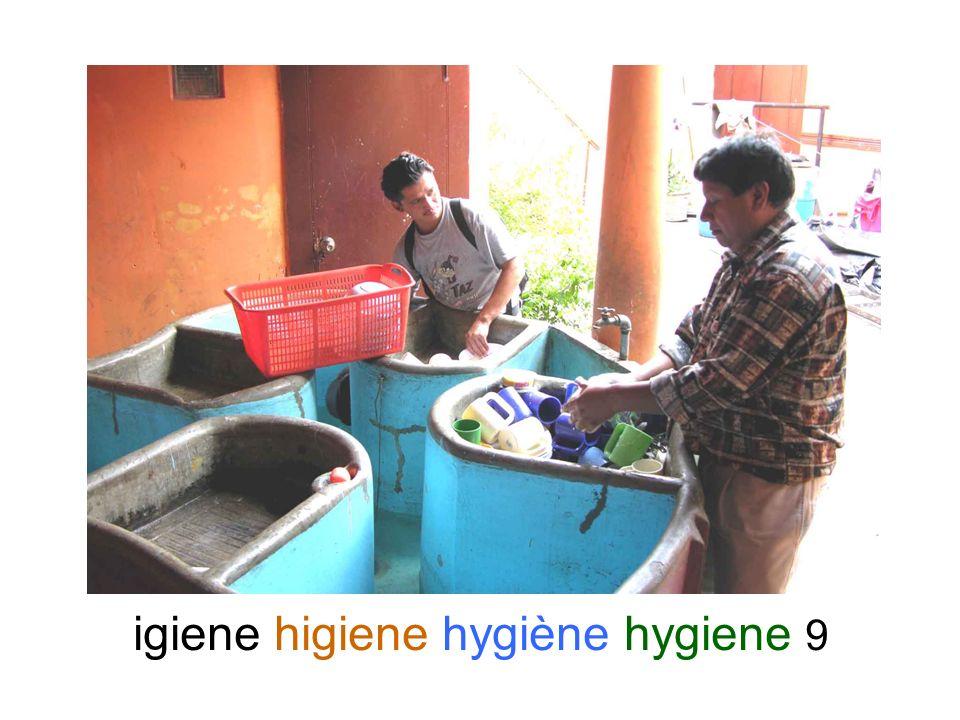 igiene higiene hygiène hygiene 9