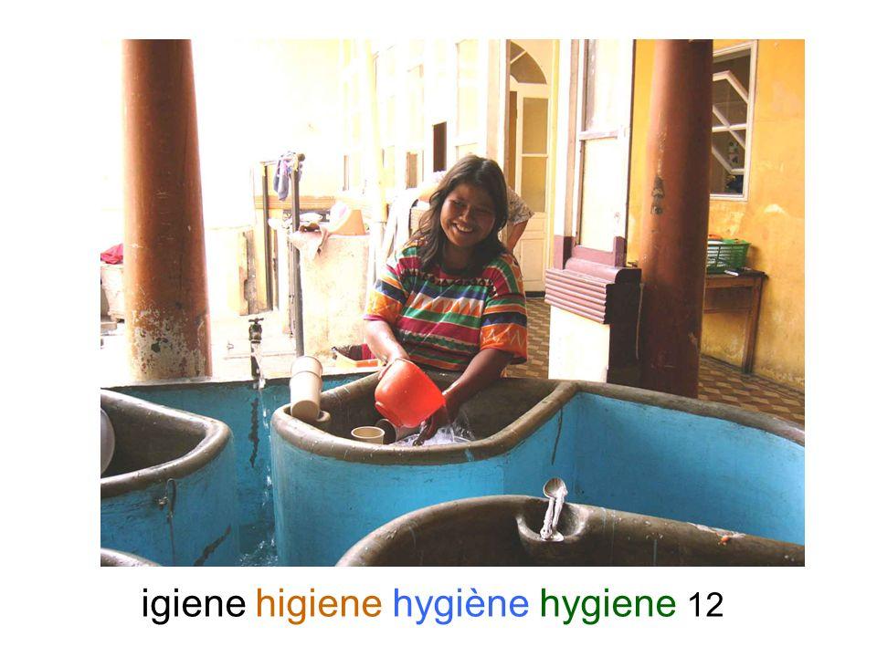 igiene higiene hygiène hygiene 12