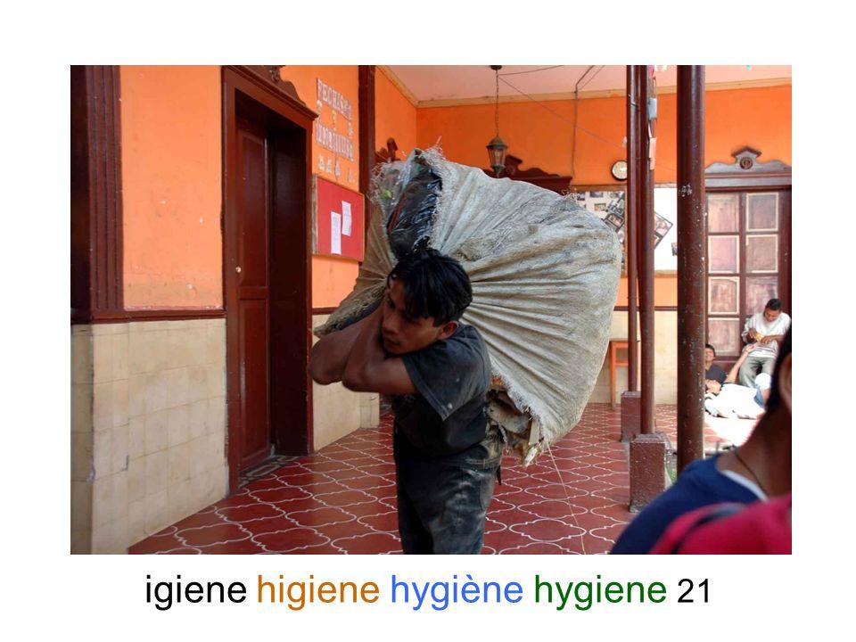 igiene higiene hygiène hygiene 21