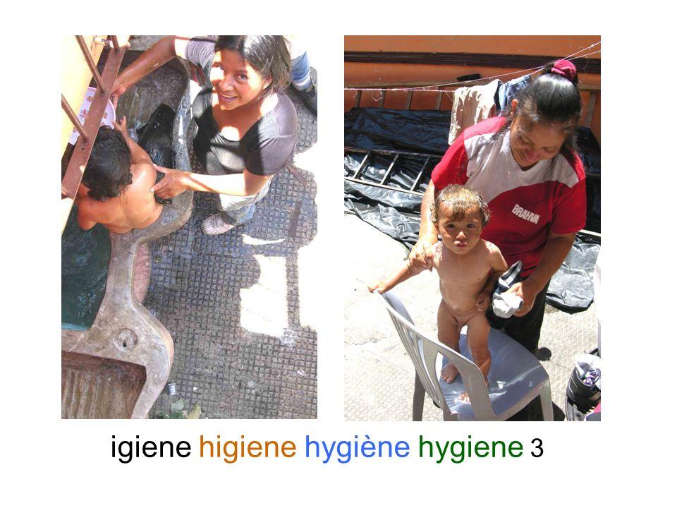 igiene higiene hygiène hygiene 3