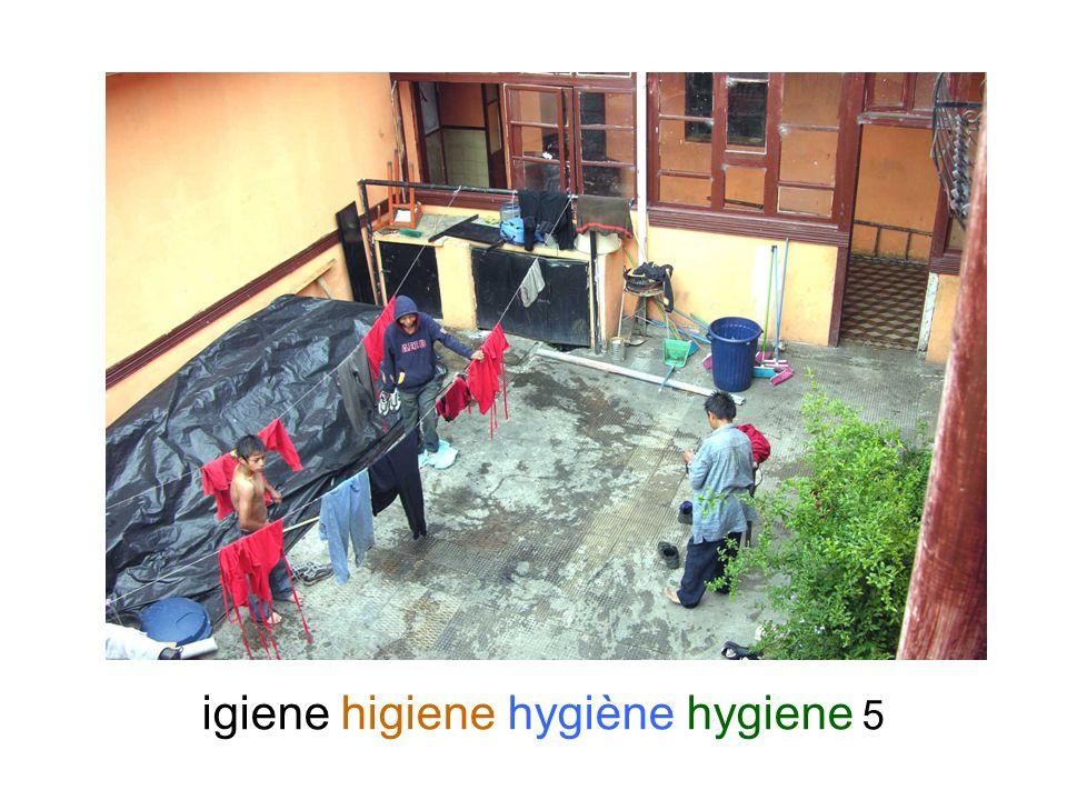 igiene higiene hygiène hygiene 5