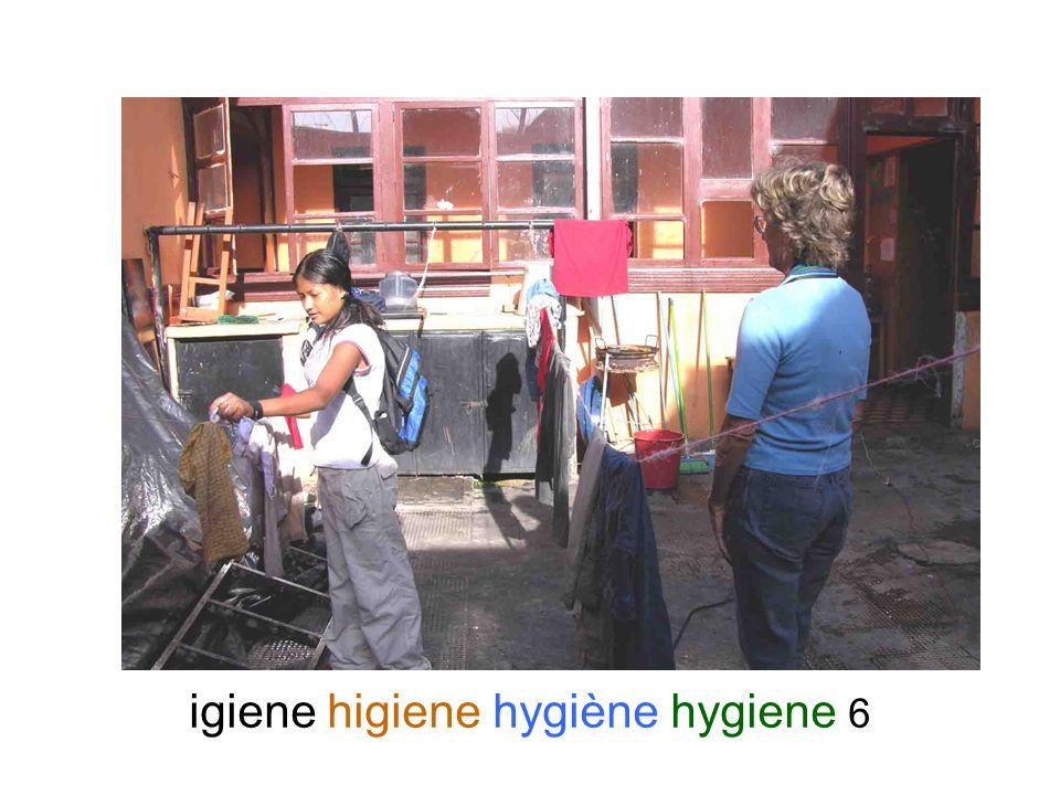 igiene higiene hygiène hygiene 6