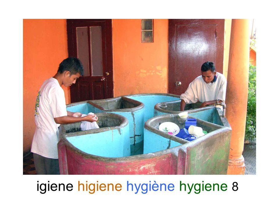 igiene higiene hygiène hygiene 8
