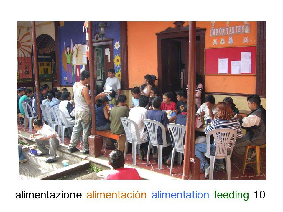 alimentazione alimentación alimentation feeding 10