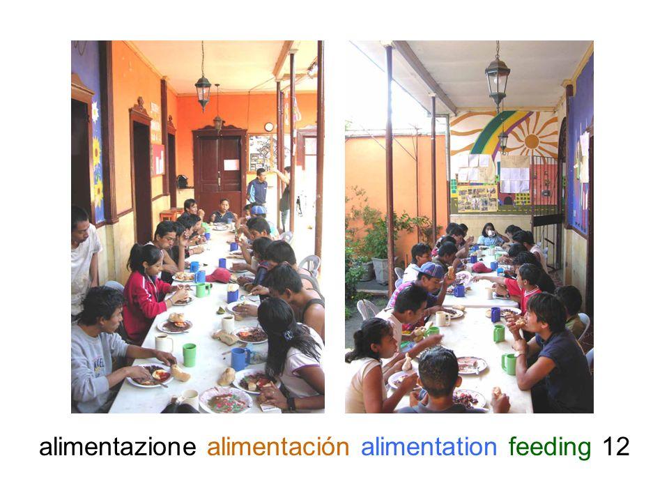 alimentazione alimentación alimentation feeding 12