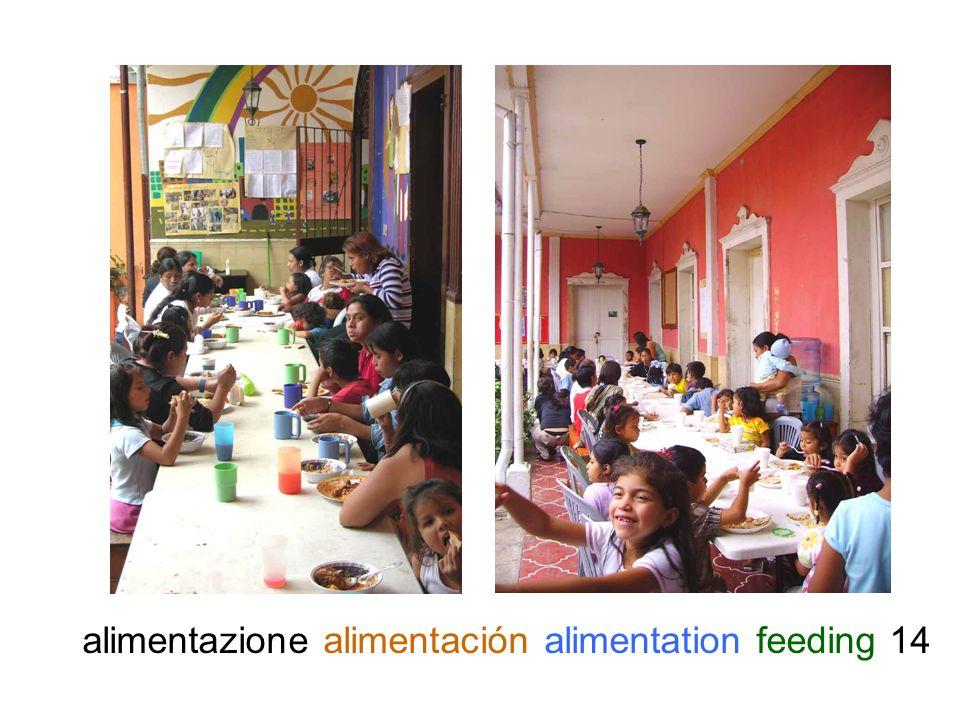 alimentazione alimentación alimentation feeding 14
