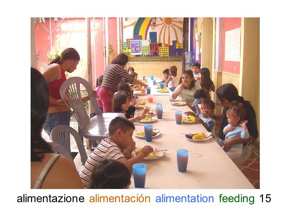 alimentazione alimentación alimentation feeding 15