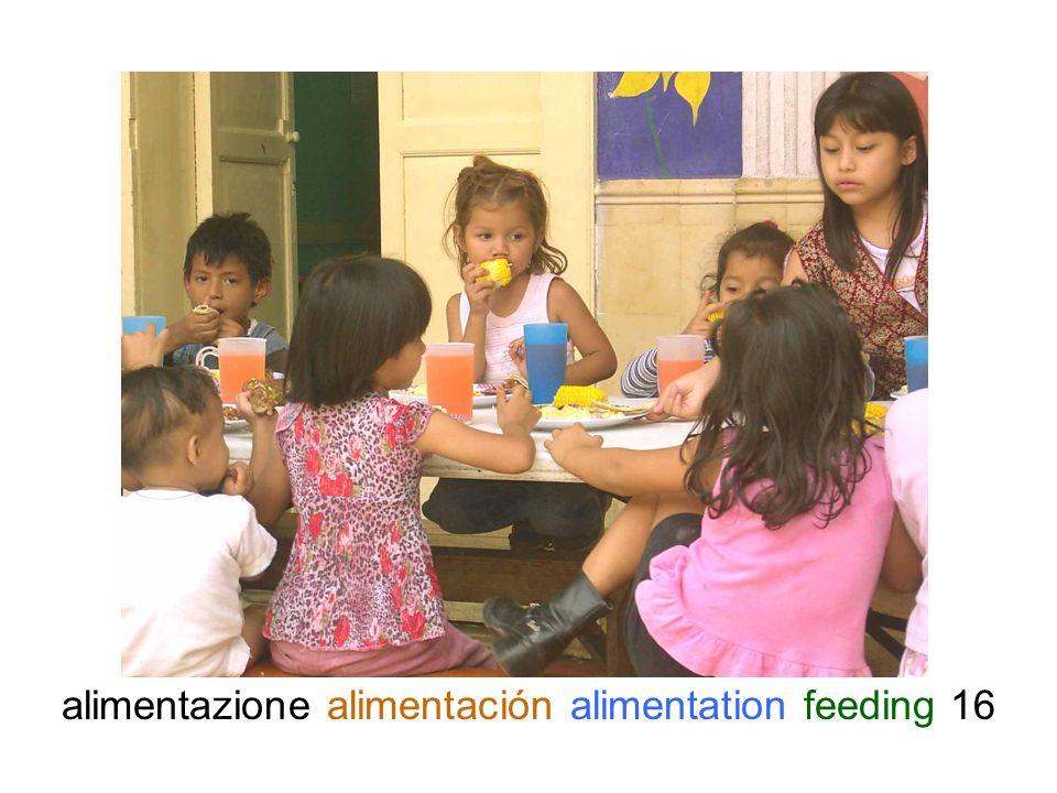 alimentazione alimentación alimentation feeding 16