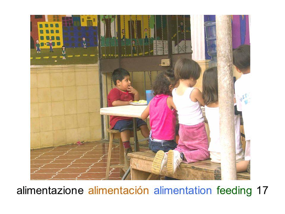 alimentazione alimentación alimentation feeding 17