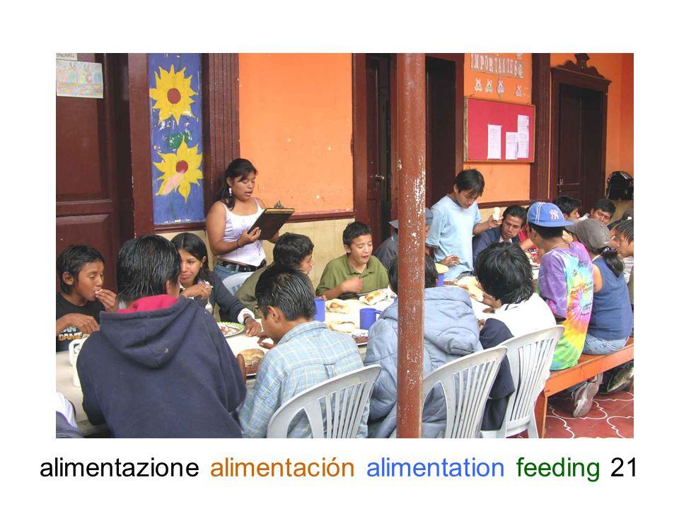 alimentazione alimentación alimentation feeding 21