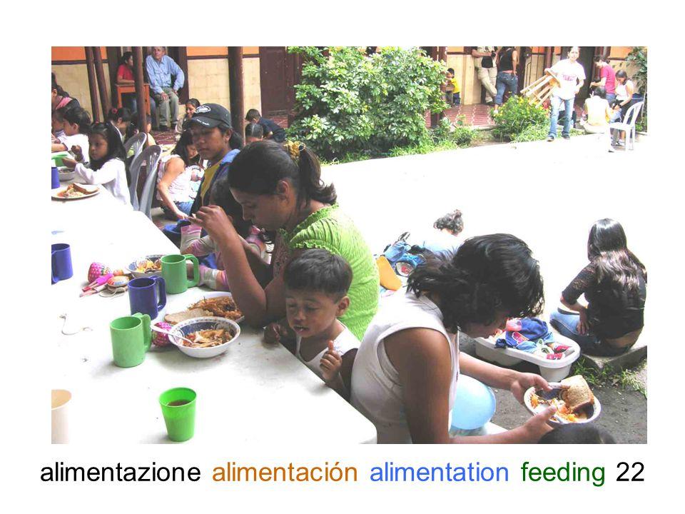 alimentazione alimentación alimentation feeding 22