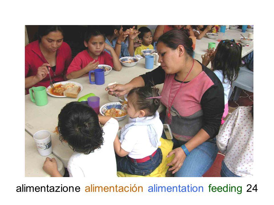 alimentazione alimentación alimentation feeding 24