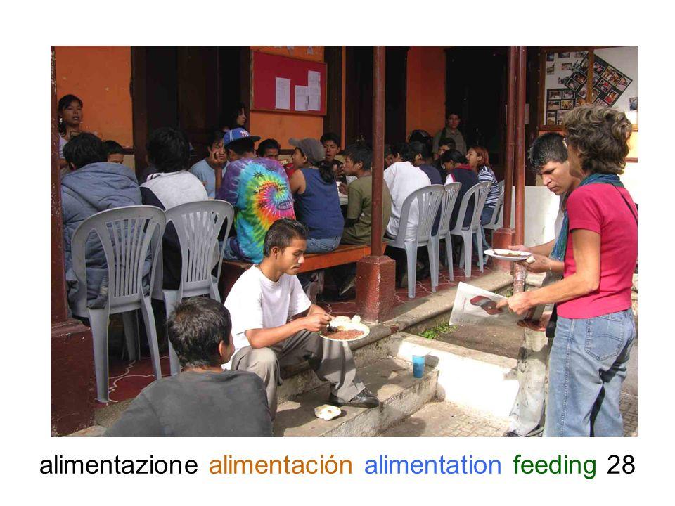 alimentazione alimentación alimentation feeding 28