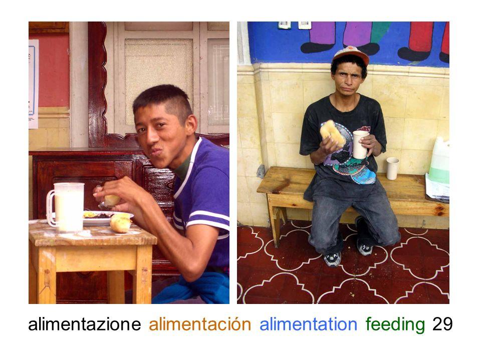 alimentazione alimentación alimentation feeding 29