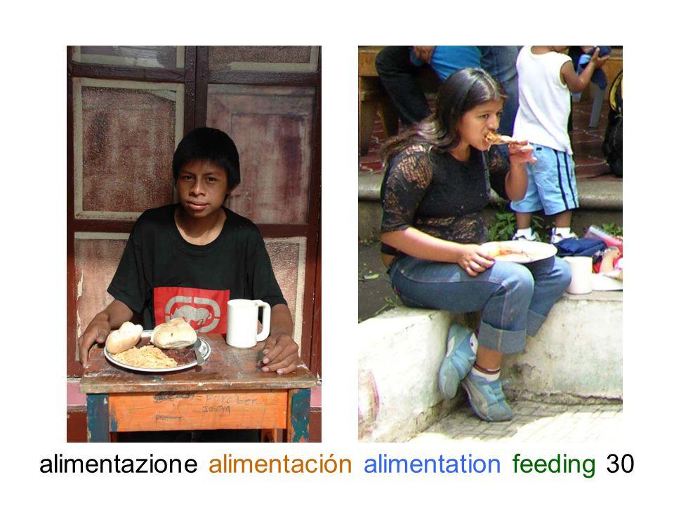 alimentazione alimentación alimentation feeding 30