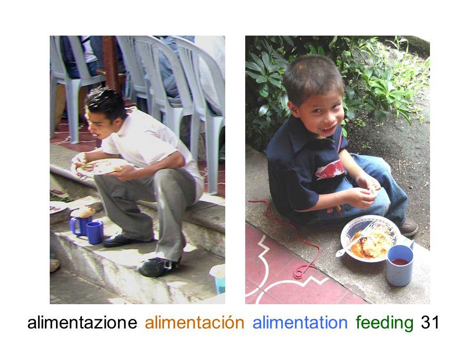 alimentazione alimentación alimentation feeding 31