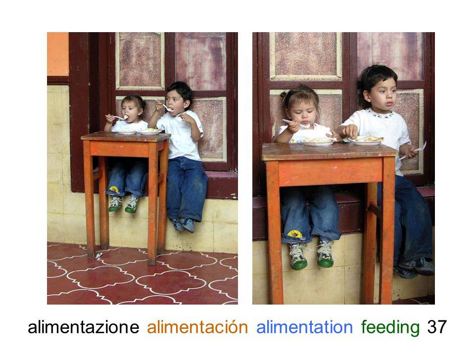 alimentazione alimentación alimentation feeding 37