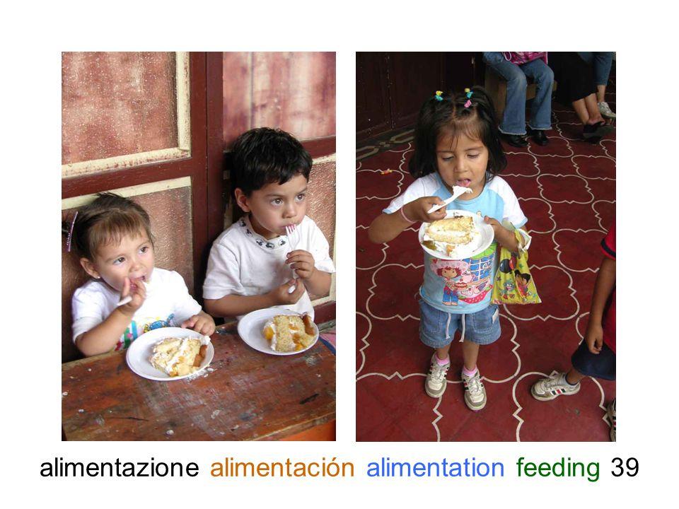 alimentazione alimentación alimentation feeding 39