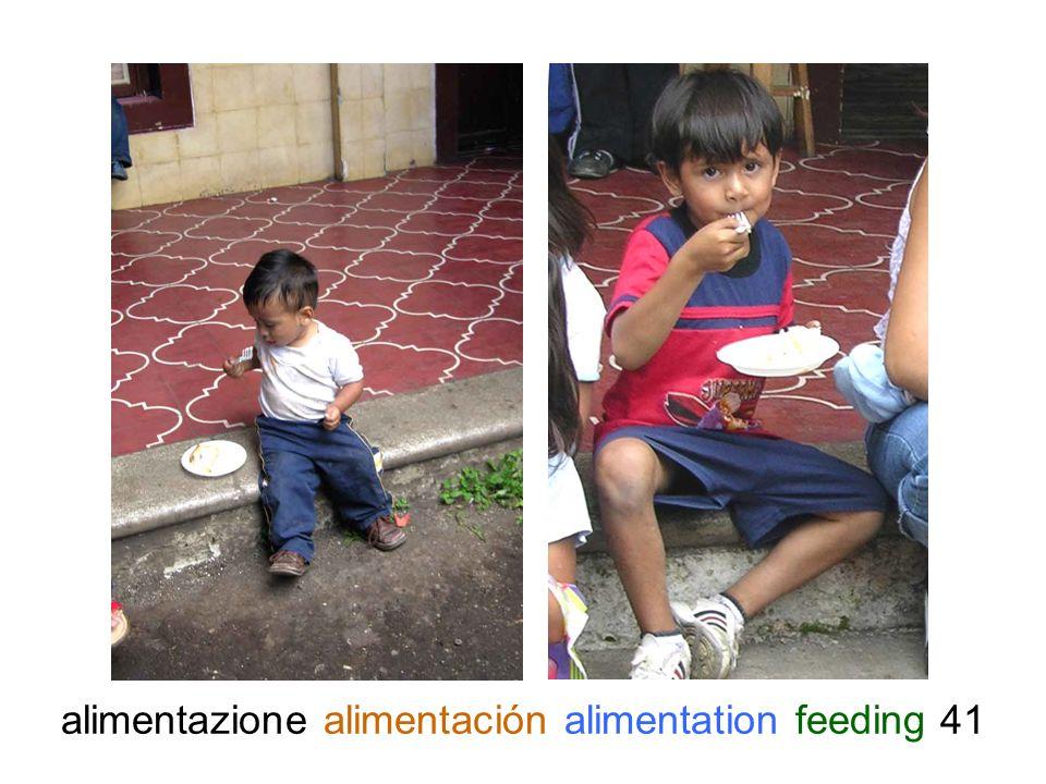 alimentazione alimentación alimentation feeding 41
